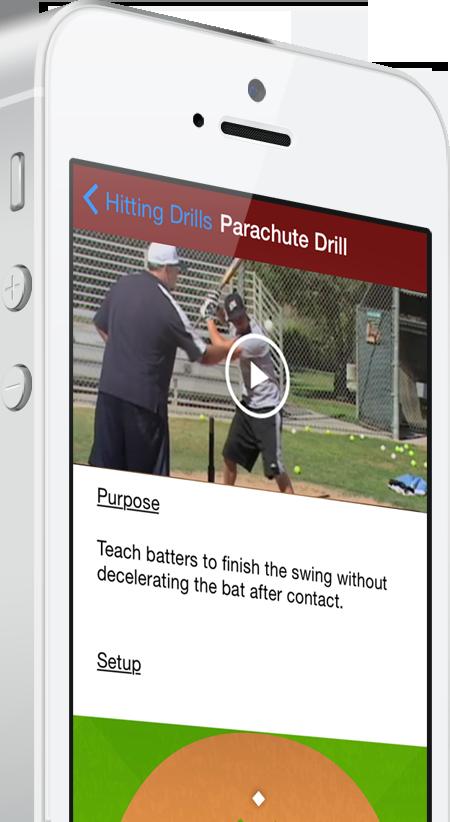 Baseball Coaching App — Baseball Blueprint