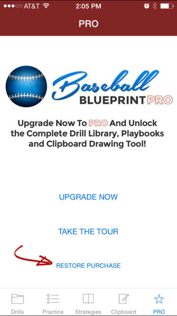 Frequently asked questions baseball blueprint any in app purchase you make can be downloaded to multiple devices on the same operating system and account malvernweather Choice Image